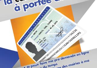 La carte nationale d'identité