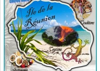 Découverte d'un pays : l'île de la Réunion