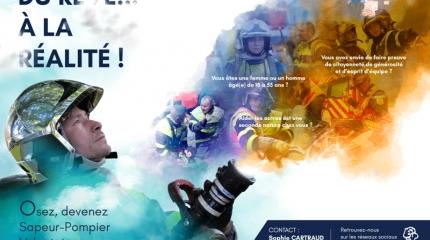 Recrutement de sapeurs-pompiers volontaires